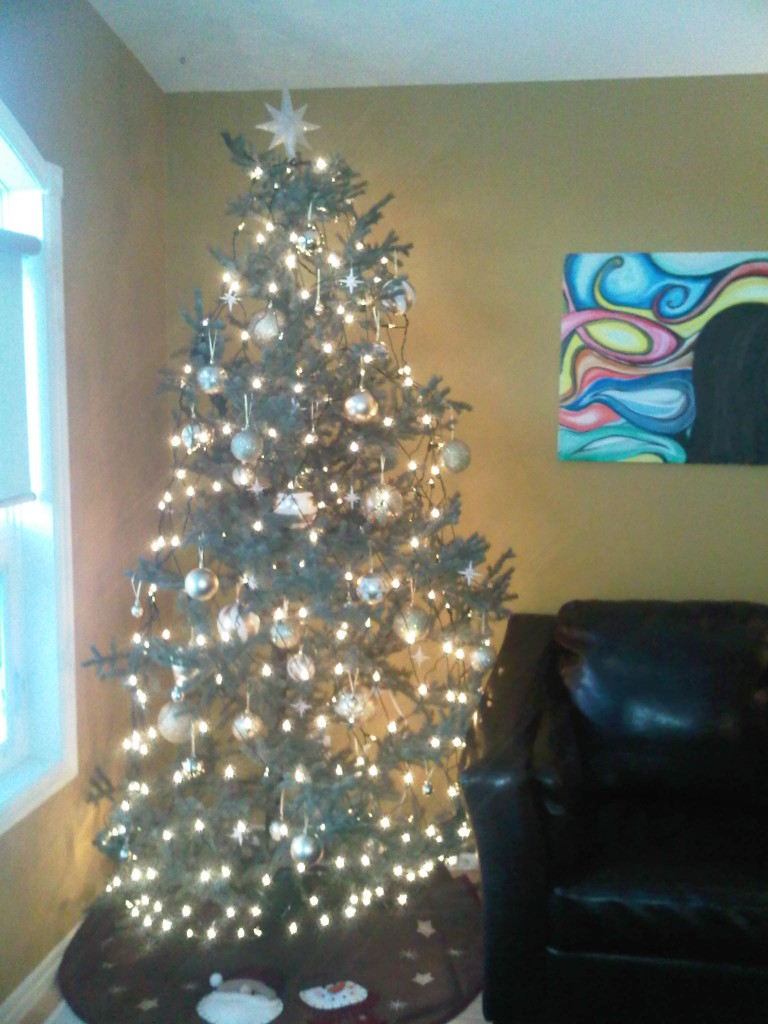 After Decorating!
