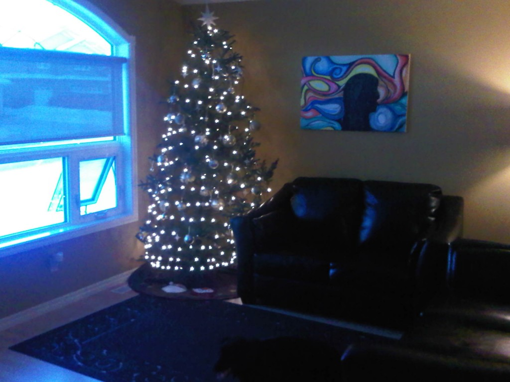 After Decorating - Full View!